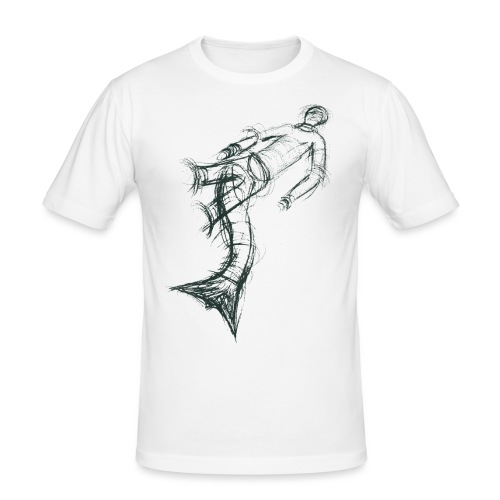 Aquarius - Men's Slim Fit T-Shirt
