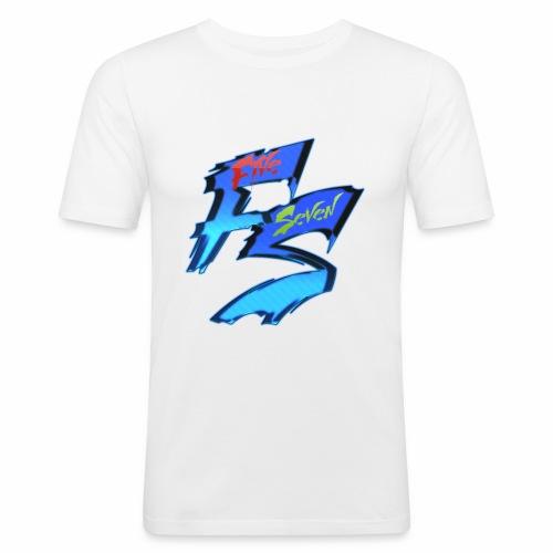 Five seven logo #1 (grand) - T-shirt près du corps Homme