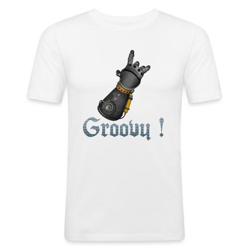 Dungeon Groovy ! - T-shirt près du corps Homme
