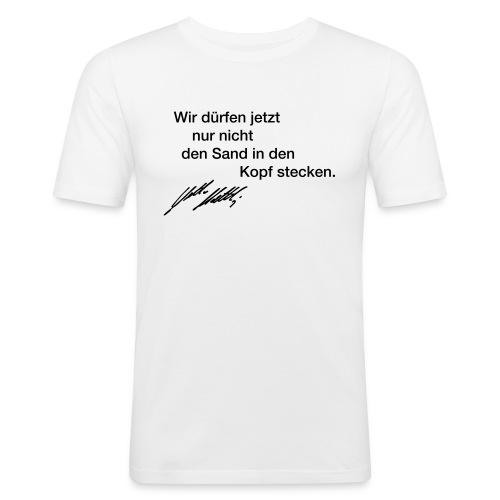 no name - Männer Slim Fit T-Shirt
