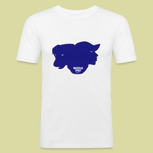 Jeanius - T-shirt près du corps Homme