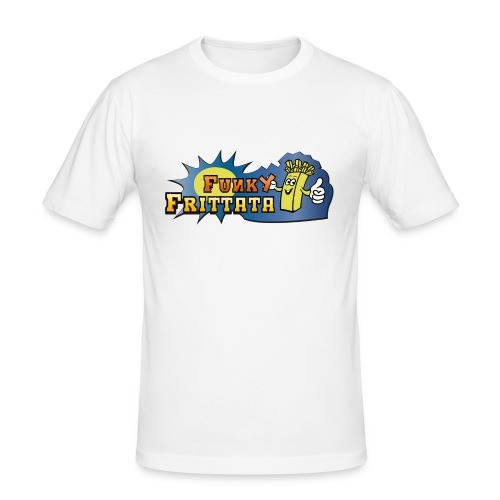 FF_Logo_Var01 HiRes - Männer Slim Fit T-Shirt