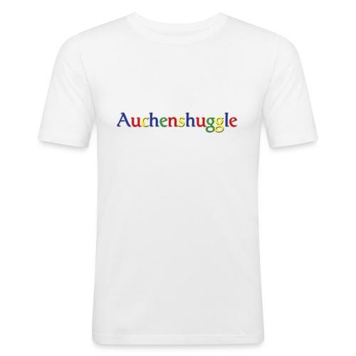Auchenshuggle - Men's Slim Fit T-Shirt
