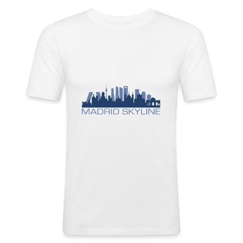 MADRIDSKYLINE - Camiseta ajustada hombre
