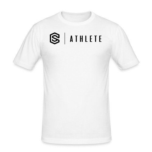scathlete - Slim Fit T-shirt herr