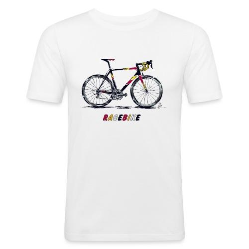 RACEBIKE - Männer Slim Fit T-Shirt