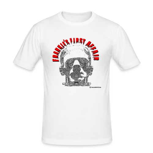 Frankiefirstaffair_2 - Camiseta ajustada hombre