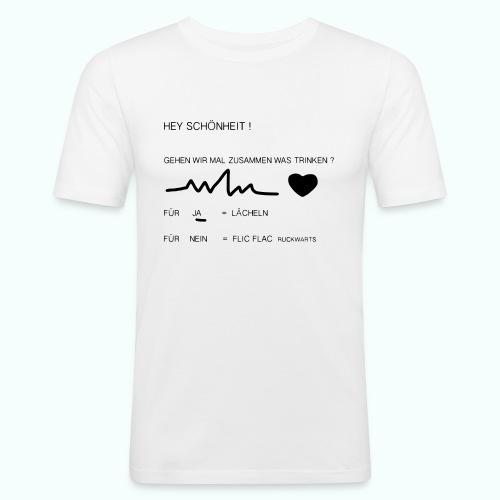 schönheit ve 1702410_1333 - Männer Slim Fit T-Shirt