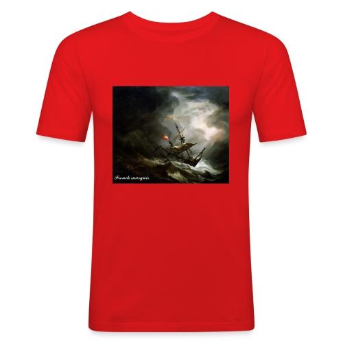 T-shirt French marquis Storm - T-shirt près du corps Homme