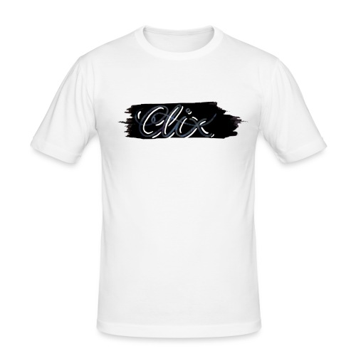 CLIXMUSIC020 png - Slim Fit T-skjorte for menn