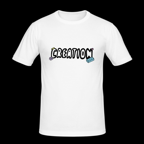 Creation Tee by NoNameSupply - Men's Slim Fit T-Shirt