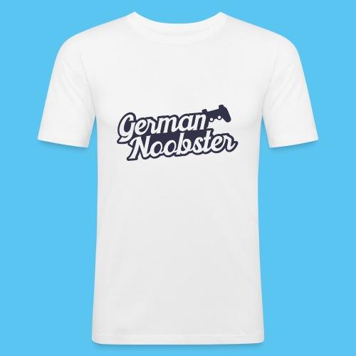 GermanNoobster - Männer Slim Fit T-Shirt