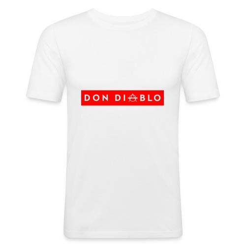 dondiablologo212714x6409000c jpg - Men's Slim Fit T-Shirt