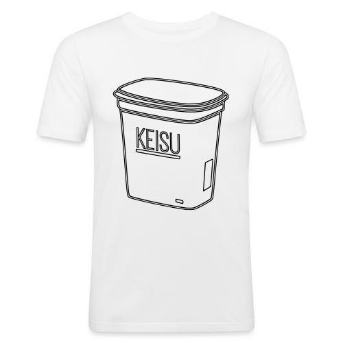 Keisu - Slim Fit T-shirt herr