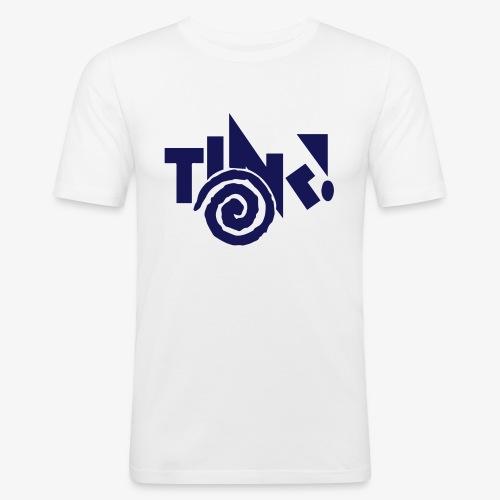 TINK! Records Legacy - Men's Slim Fit T-Shirt