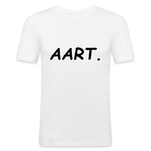 Aart - Mannen slim fit T-shirt