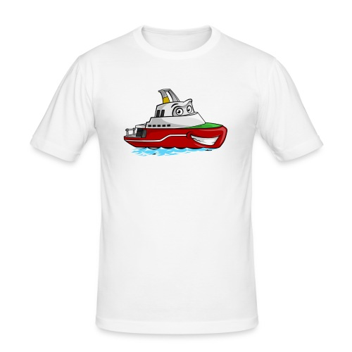 Boaty McBoatface - Men's Slim Fit T-Shirt