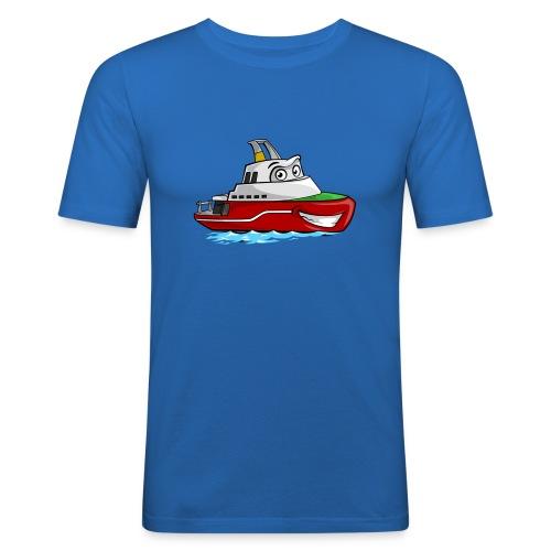 Boaty McBoatface - Men's Slim Fit T-Shirt