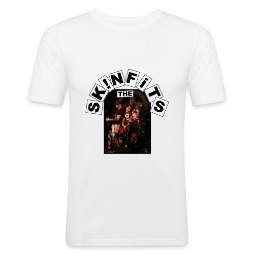 tsflogga bild - Slim Fit T-shirt herr
