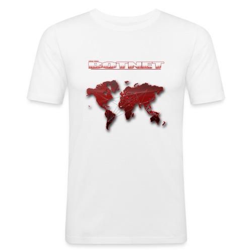 Botnet - Command and Control - Männer Slim Fit T-Shirt