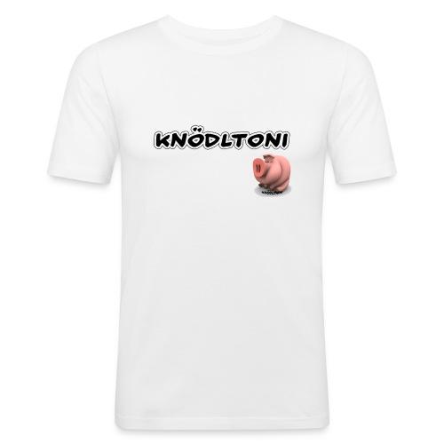 Knödltoni - Männer Slim Fit T-Shirt