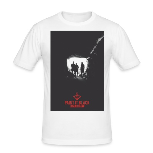 xxx jpg - Männer Slim Fit T-Shirt