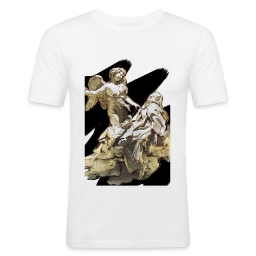 Éxtasis de Santa teresa - Camiseta ajustada hombre