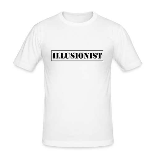 Illusionist - Men's Slim Fit T-Shirt