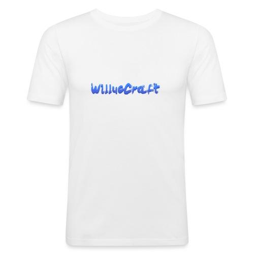 WilLucCraft SweatShirt - Herre Slim Fit T-Shirt