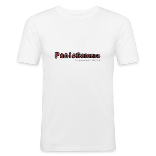 Canotta PanicGamers - Maglietta aderente da uomo