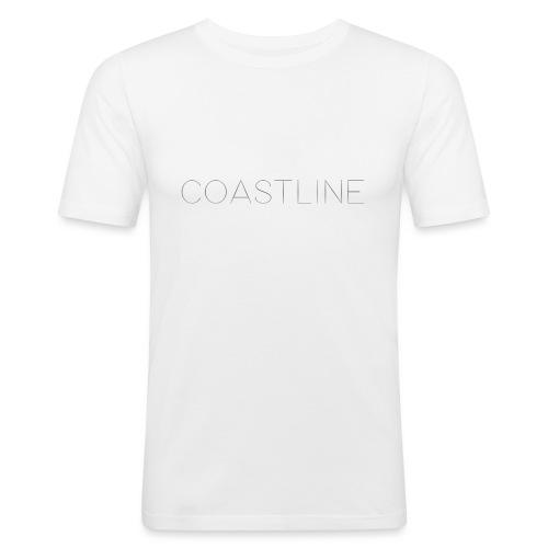 Coastline Bottle - Slim Fit T-shirt herr