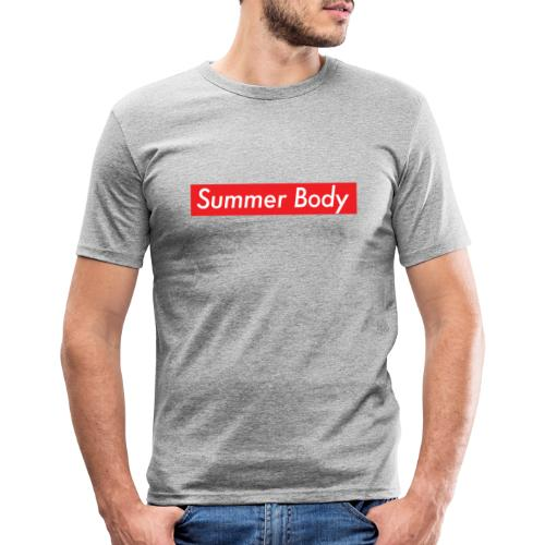 Summer Body - T-shirt près du corps Homme