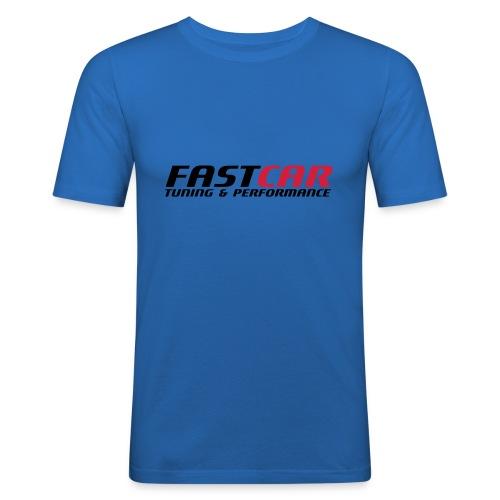 fastcar-eps - Slim Fit T-shirt herr