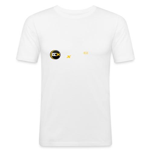 Maglietta Game-eXperience - Maglietta aderente da uomo