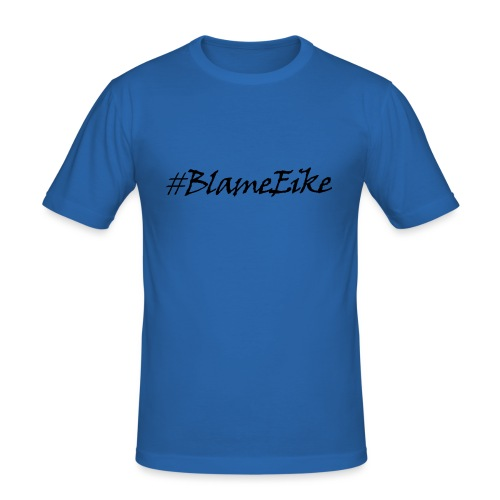 Blame Eike V1 - Men's Slim Fit T-Shirt