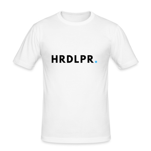 HRDLPR (hardloper) - Mannen slim fit T-shirt