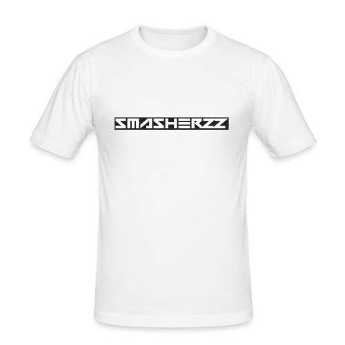 Smasherzz pet grijs/zwart - slim fit T-shirt