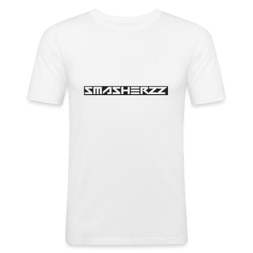 Smasherzz pet grijs/zwart - Mannen slim fit T-shirt
