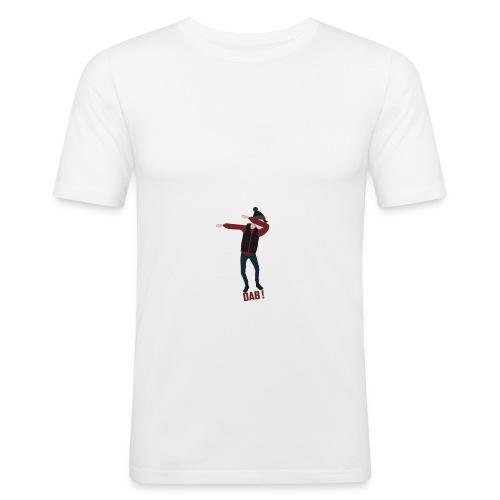 Dab! - Männer Slim Fit T-Shirt