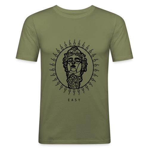 MEDUSA - Maglietta aderente da uomo