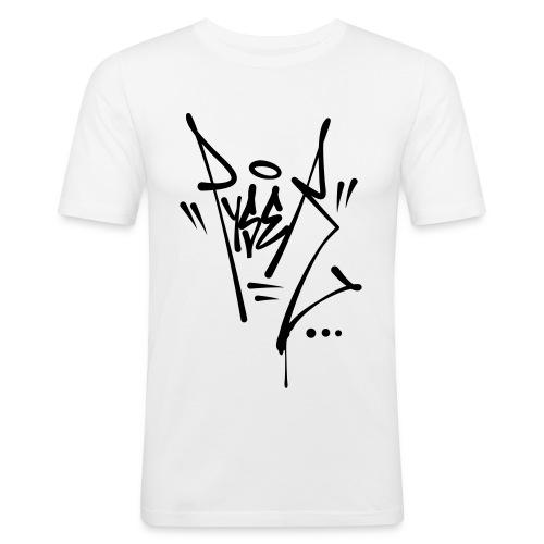 PYSER_Tag - Men's Slim Fit T-Shirt