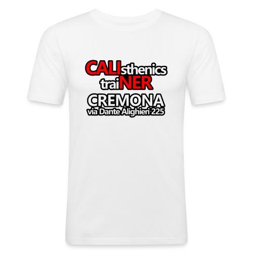Caliner Cremona T-shirt - Maglietta aderente da uomo