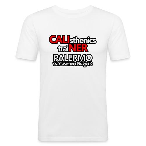 Caliner Palermo T-shirt - Maglietta aderente da uomo