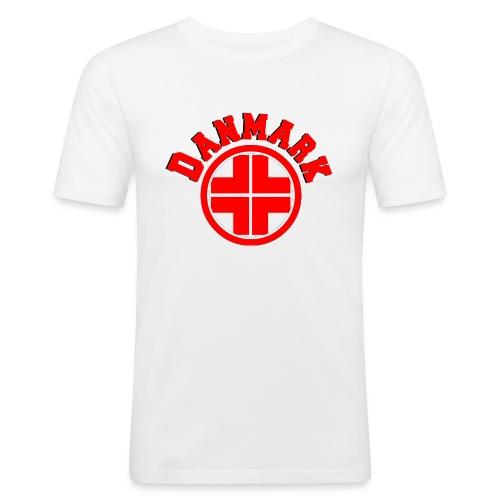 Denmark - Men's Slim Fit T-Shirt