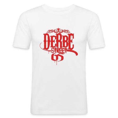 Derbe Street Hoodie - Männer Slim Fit T-Shirt