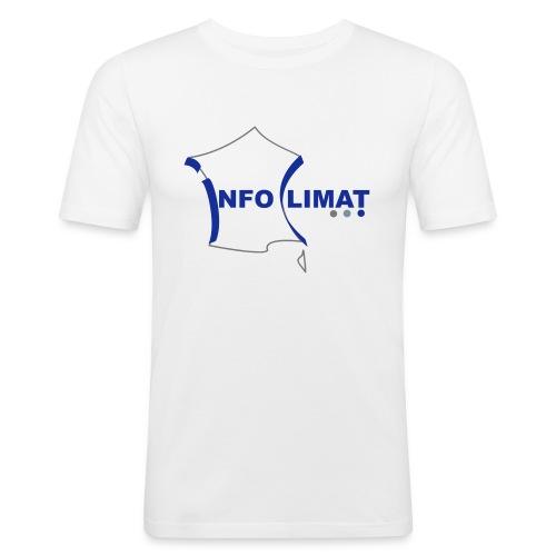 logo simplifié - T-shirt près du corps Homme