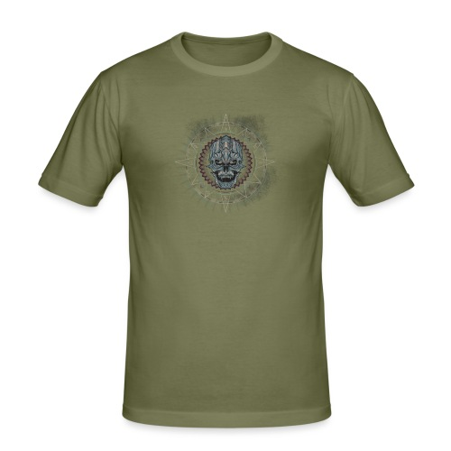 Premium - T-shirt près du corps Homme