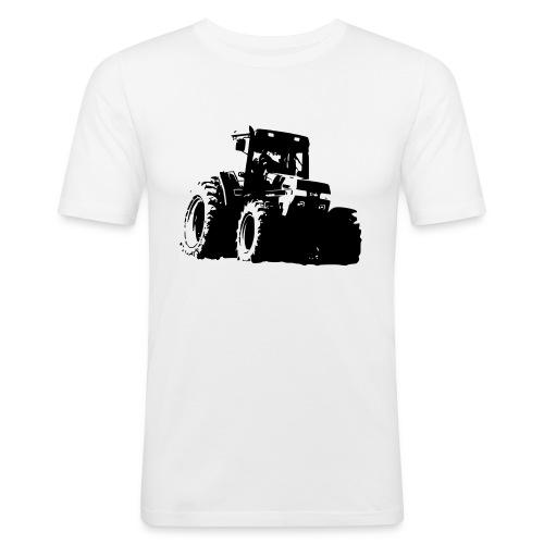 7100 - Slim Fit T-shirt herr