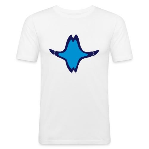 Symbol einer - Männer Slim Fit T-Shirt