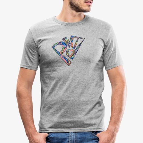 PDWT - T-shirt près du corps Homme